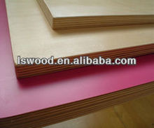 FSC 18mm Mdf Core Melamine Faced Plywood, Melamine Faced Plywoods