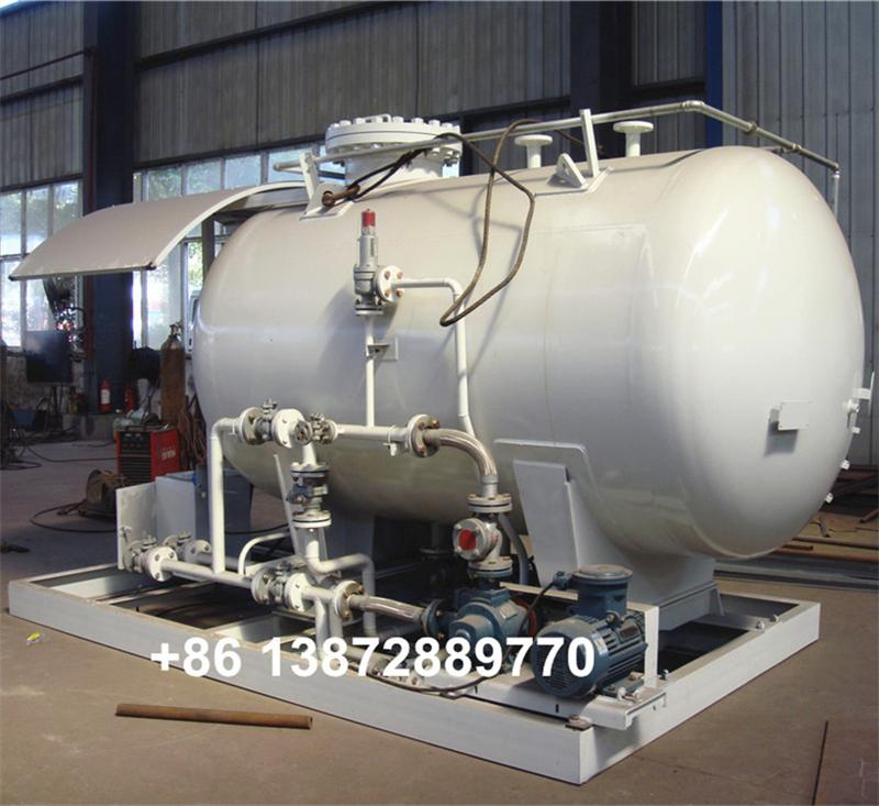 high safe 5m3 to 120m3 Chinese lpg filling stations for sale