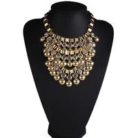Fashion diamond jewelry collar necklace dropshipping jewelry