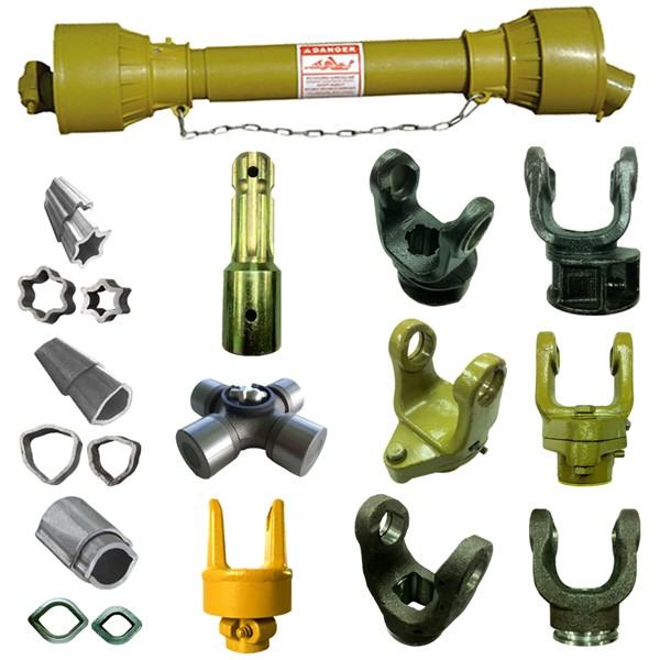Tractor Drive Shaft Parts : Pto drive shaft t tractor buy agriculture