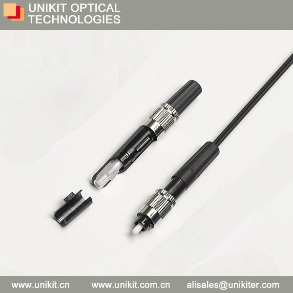 unikit fc  pc tipo de conector r u00e1pido de fibra optica  ftth