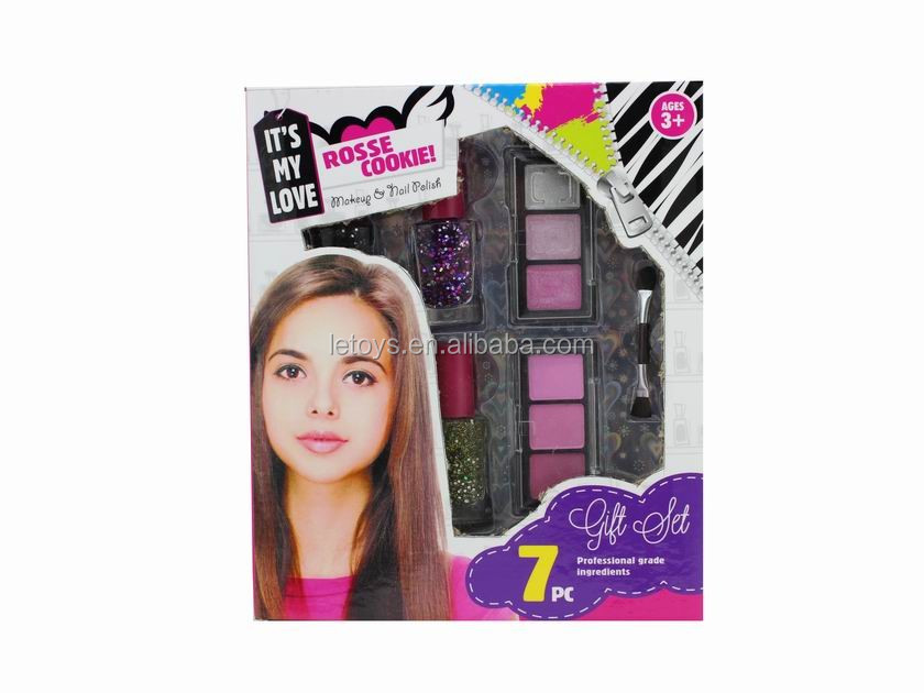Makeup sets for girls Plastic toy children makeup set