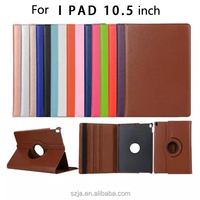 Flip 360 degree rotate for ipad case leather tablet case for ipad