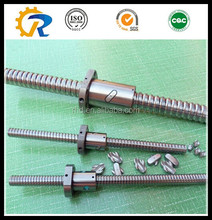 Cold Rolled bearing ball screw SFU4005 for CNC machine