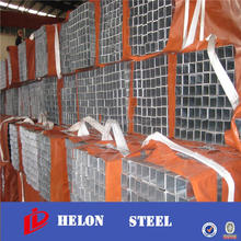 galvanized zinc steel pipe ! fence panels st37 pre galvanized square steel tube rect galvanized steel pipe