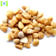 Yellow natural landscaping stone gravel stone pebble stone
