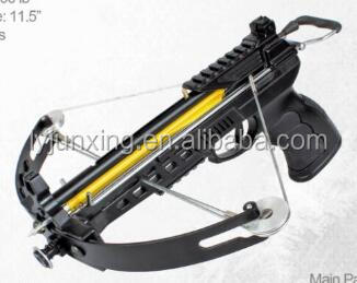 3A multifunctional Four use hand-crossbow pistol crossbow hunting crossbow