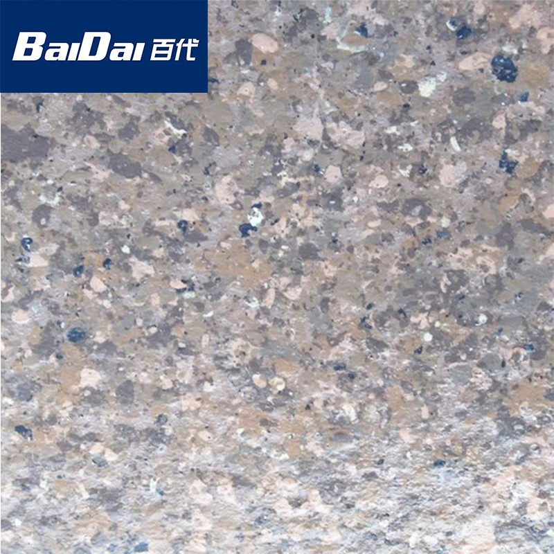 Natural stone texture coating paint faux stone coating paint
