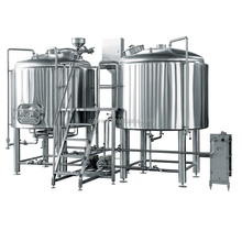 1000L Carbonated Beverage Processing Type micro beer brewing system