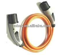 EV Electric Car Type 2 Plug MALE Infrastructure-Side, according to IEC 62196-2 - 32A