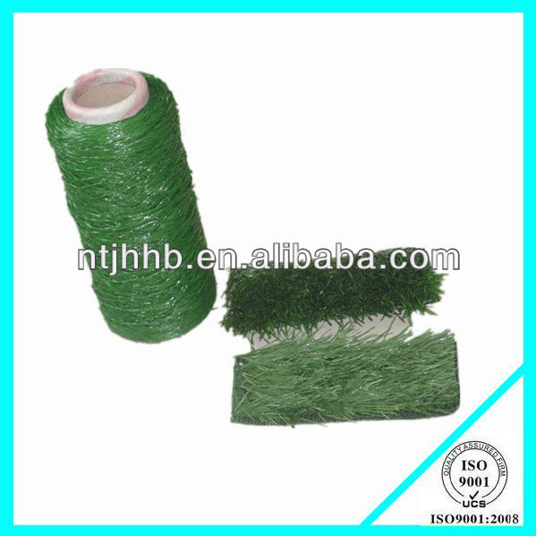 International certified professional leisure venues with 40mm spine yarn artificial grass