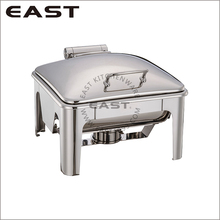 Stainless Steel Copper Chafing Dishes Sale/Warming Plate To Keep Food Warm