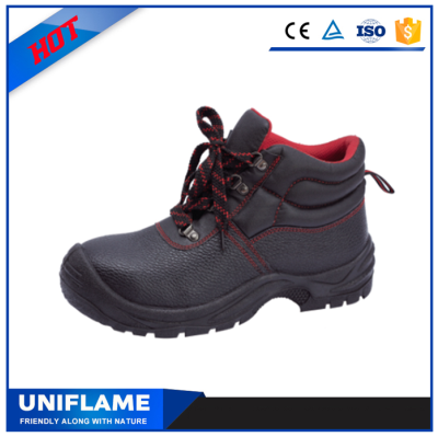 Dual density PU outsole and beauty safety footwear