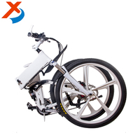 2016 New Brushless Motor and < 25km Per Hour Max Speed folding electric bicycle / ebike / bike