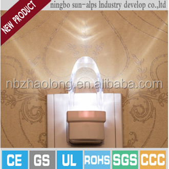 wholesale led wall light decorative plug in cheap night light