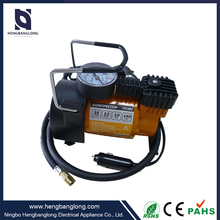 12V car air compressor craftsman tire inflator with gauge