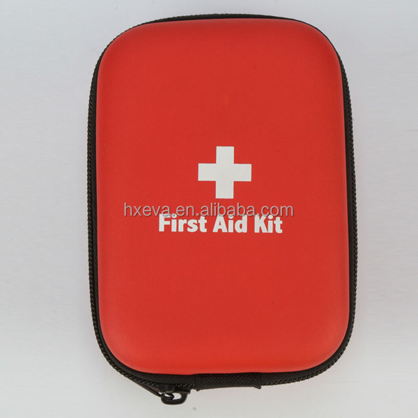 professional custom eva first aid kit carrying case