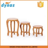 outdoor bamboo chair furniture/ bamboo bar high stools DH-9057