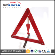 Roadside Reflective Car Emergency Breakdown Warning Triangle With Stand