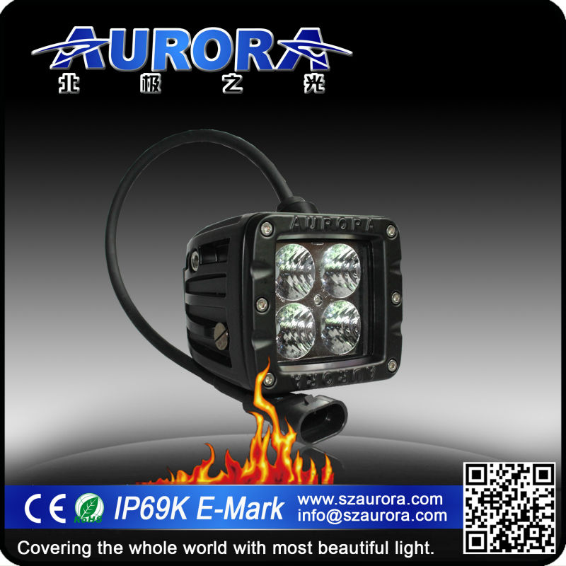 "Super quality shenzhen aurora 2"" led work lamp / pick up off road"