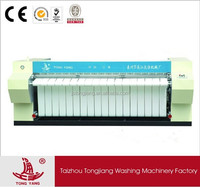 TONG YANG 1.8 meter steam or electric heat used flatwork ironer machines for sale
