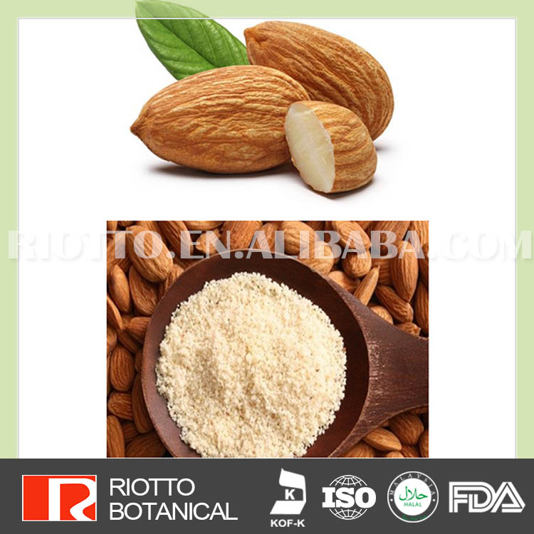 Professional Manufacturer Supply Lowest Price Natural Almond powder