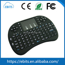 Multi-touch touchpad 2.4G air mouse keyboard for TV box