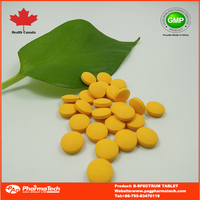 GMP manufacturer Vitamin B complex tablet
