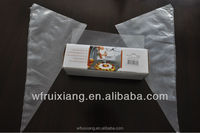 Disposable pe pastry bag sleeve for cake