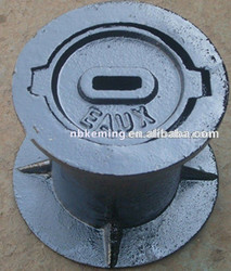 Gray cast iron GG20 water boxes,cast iron junction box