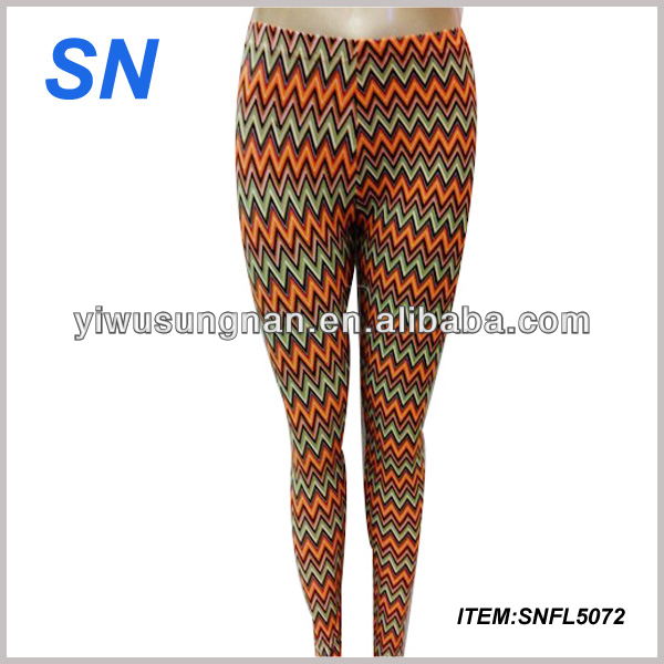 hot sex fashion comfortable sexy stripe leggings girls pics