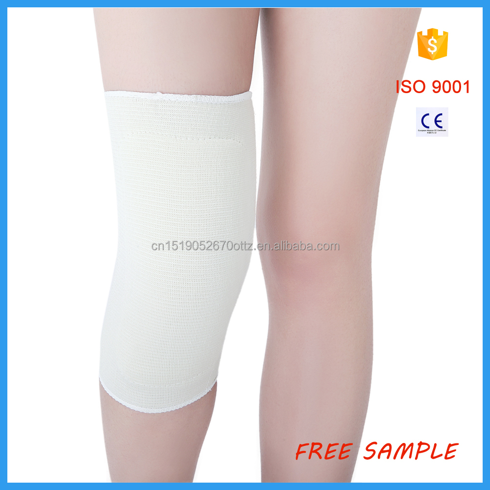 Professional supplier private logo knee pad patella band