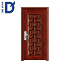 BRAZIL /NIGERIAN/ISRAELI steel door design factory sale