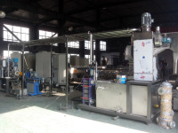 TPE/TPR/TPU Elastomer Twin Screw Extruder SHJ-65 Water-ring Pelletizng Machine