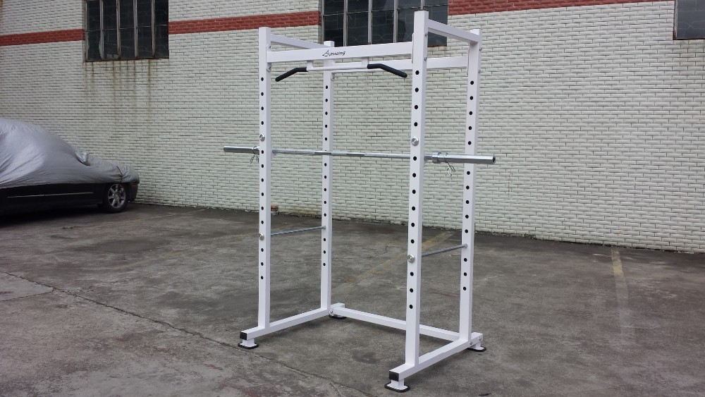 professional gym use crossfit rack barbell gym rack/ squat rack crossfit training machine
