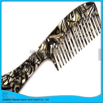 simple , cheaper and plastic comb hair brushes wholesale with private label