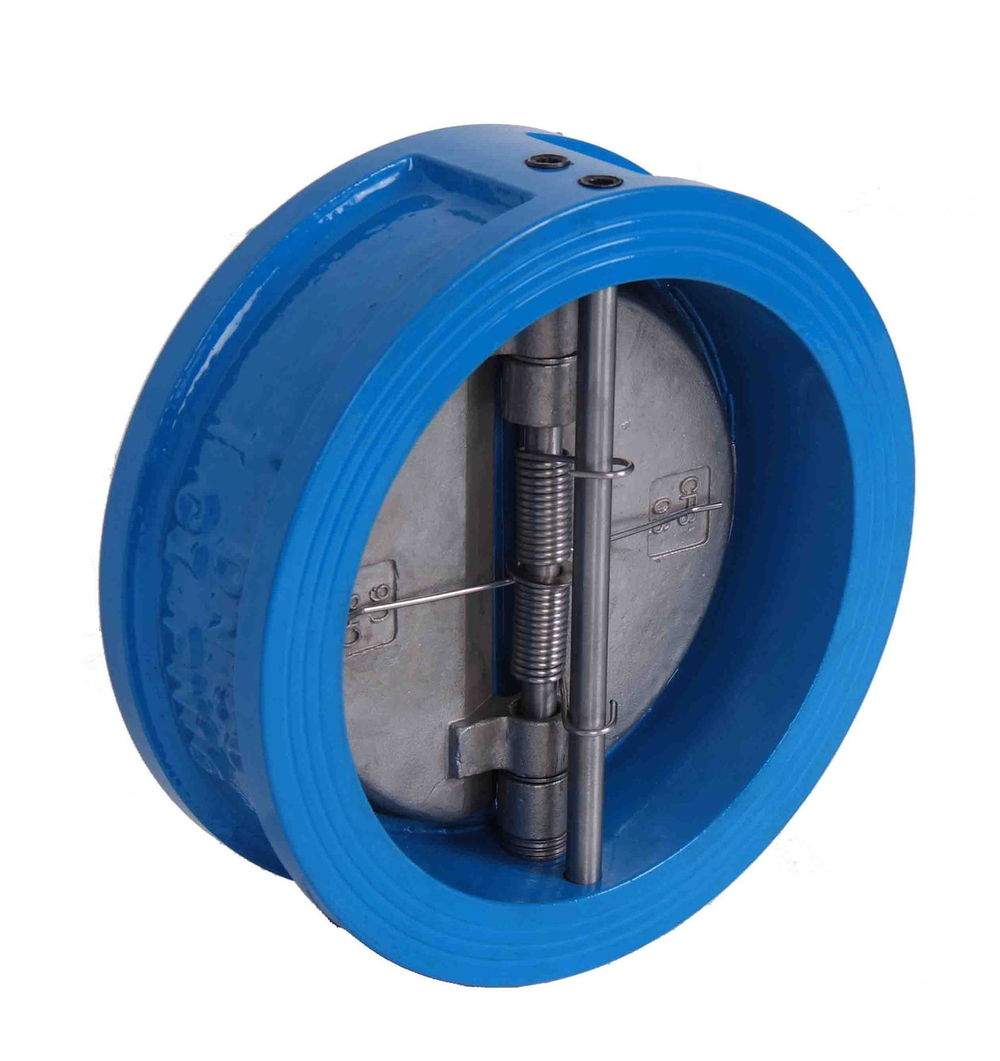 Dual Wafer Butterfly-type Check Valve's Manufacturer From Chinese Factory