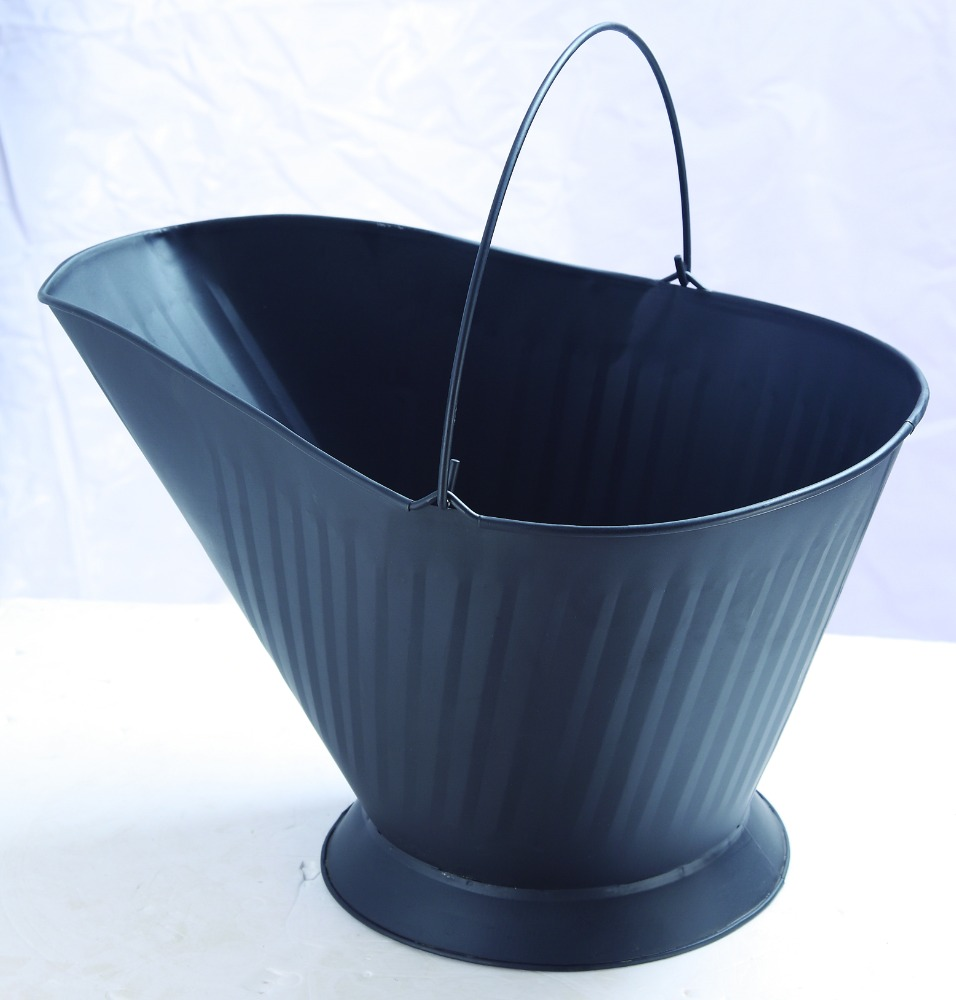 Steel Ash hod Coal Bucket