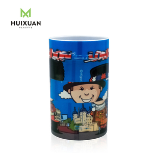 Factory Manufactured high quality hips material carton 270ml puzzle mug