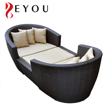 China Black Cebu Outdoor Furniture Rattan Guangzhou