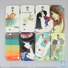 DIY-Cover Fashion Custom Hard Cover Cases Collection 3D Printed for Samsung Galaxy S4 i9500 DIY-Cover--P-SAMI9500HC069