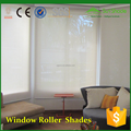 Transparent roller blinds/Custom Size Roller Blinds Blackout Solar Chain Roller blinds