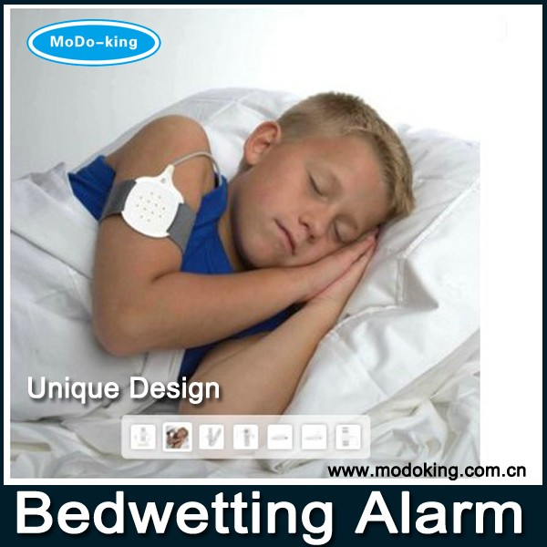 Hot Welcomed Security Bedwetting Alarm Let You and Children Have a Good Sleep