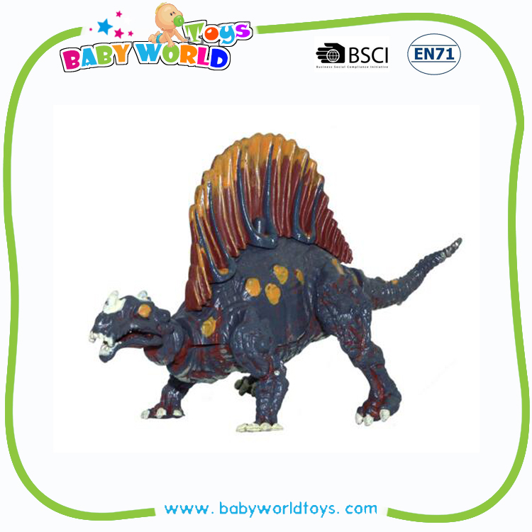 China Toy Factory Custom PVC Dragon Military
