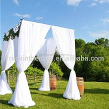 RK wedding backdrop ceiling drapery/backdrop decoration/mandap sale India