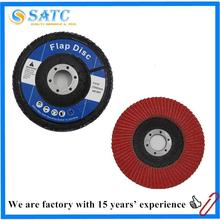 durable ceramic alumina flap disc for grinding steel