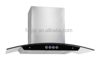 ER9-18 900MM COLOR SCREEN PUSH KEY EUROPEAN RANGE HOODS