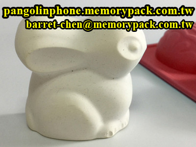 Memorypack easter rabbit egg soap making tray silicone molds CCM-003