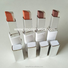 Matte two tone lipstick china cosmetic factory lipstick manufactures private label cosmetics GMP / ISO MAKEUP FACTORY