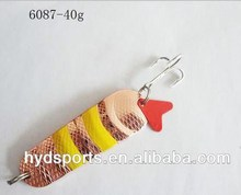 Hot Sale Copper Fishing Lure Spoons